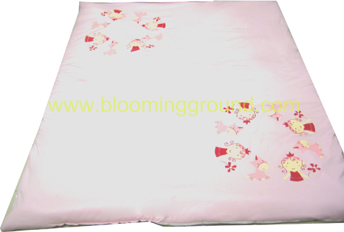 ผ้าห่มเตียงเด็กโต เจ้าหญิง