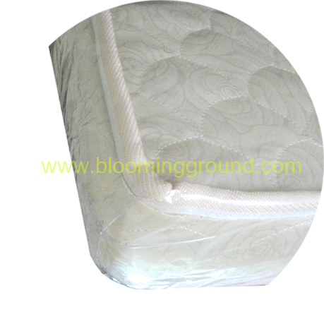 Spring mattress (for 3.5 ft. bed) thickness-6 inches