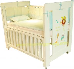 Baby crib 'Compact' เตียงเด็กอ่อนรุ่น 'คอมแพคท์'