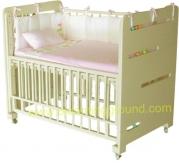Baby crib 'Ballaby' เตียงเด็กอ่อน 'บอลลาบาย'