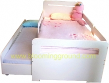 Lively Low Bunk Bed 3 Ft. (regular model) (เตียงเด็กโต รุ่นไลฟ์ลี่ )