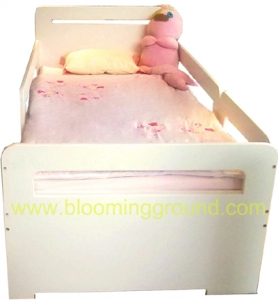 Lively Low Bunk Bed 3 Ft.(Upper bed only)