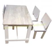 Clean 110 Table Set (ชุดโต๊ะเด็กรุ่น คลีน 110)