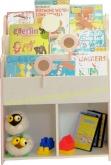 'Hobbie' Bookshelf – pink color (ชั้นหนังสือเด็ก รุ่น  ฮอบบี้ สีชมพู)