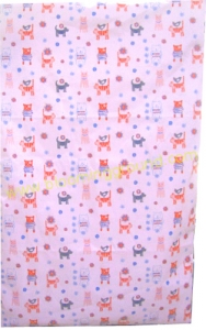 A diaper changing pad