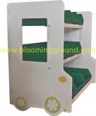 Toy Storage Shelf 'Truck Mini' (ชั้นเก็บของเล่น ทรัคมินิ)